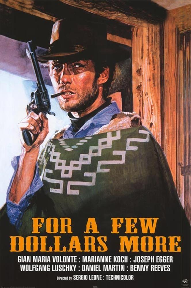 For a Few Dollars More (1965) - Μονομαχία στο Ελ Πάσο (1965)