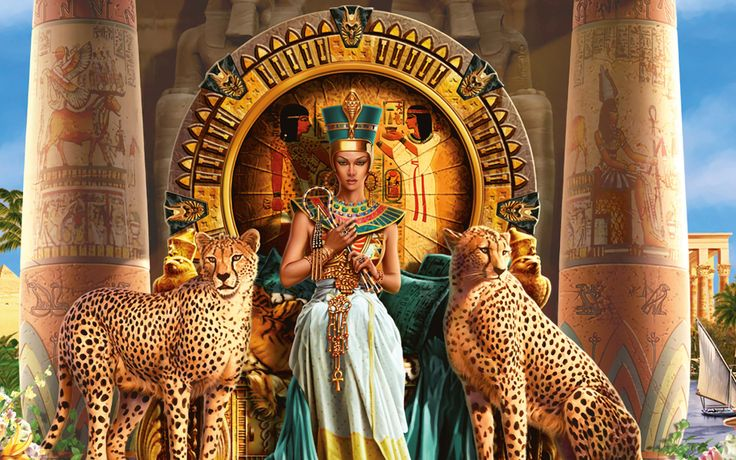 Egyptian Goddess-VII Philopator pharaoh Ancient Egypt Ptolemaic dynasty Egyptian