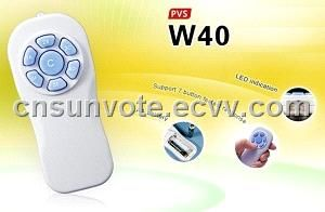 Sunvote PVS-W40   Professional Voting System (PVS W40) - China Voting System   Electronic Voting System   Wirelss Vote Keypad, Sunvote