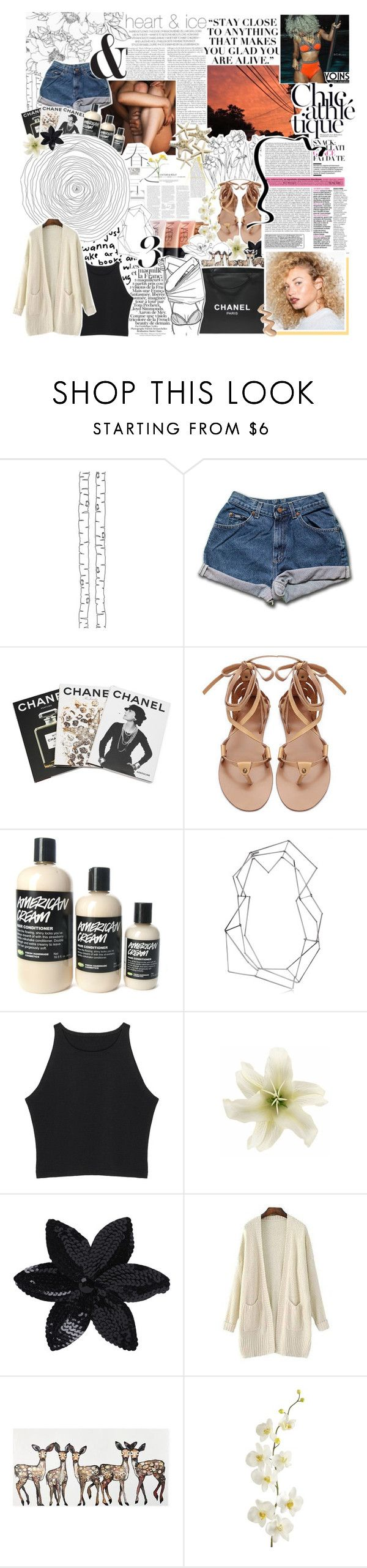 """If we just put each other first ; yoins"" by oreokk22 ❤ liked on Polyvore featuring ferm LIVING, Assouline Publishing, BANCI GIOIELLI, Clips, ASOS, WALL, Chanel, Péro, Pier 1 Imports and yoins"