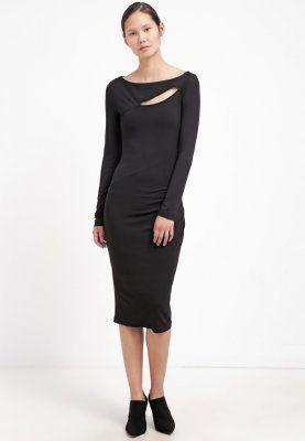 Bestill Patrizia Pepe Jerseykjole - black for kr 1265,00 (04.01.16) med gratis frakt på Zalando.no