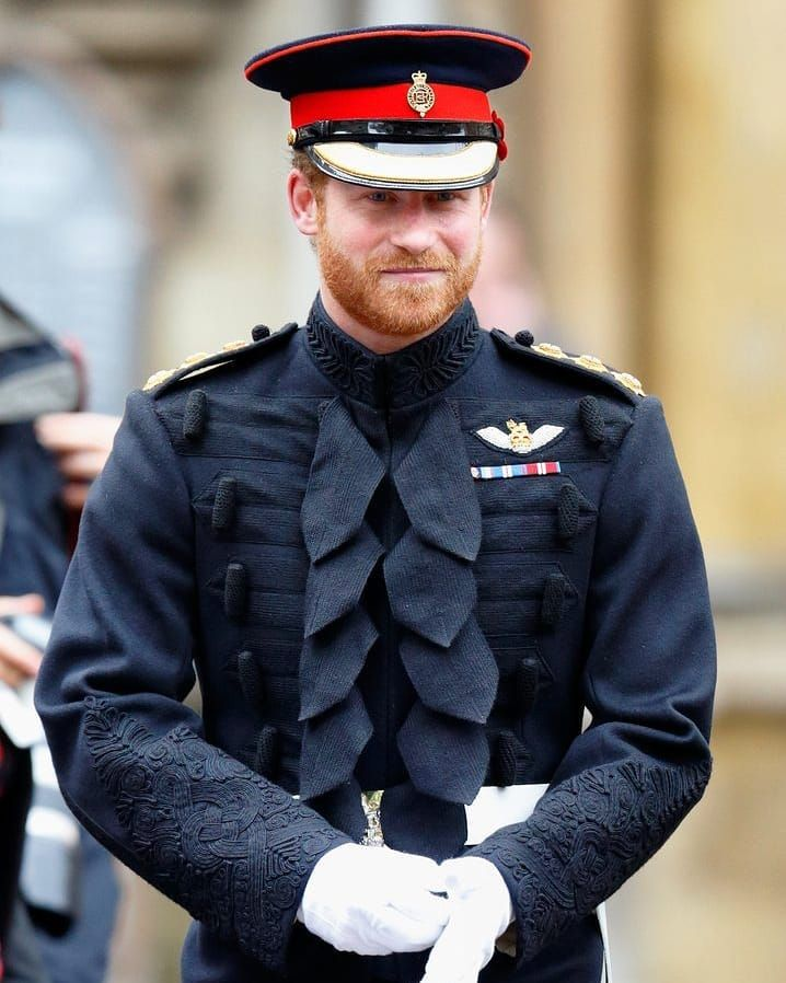 фото принца гарри в военной форме цитату очень