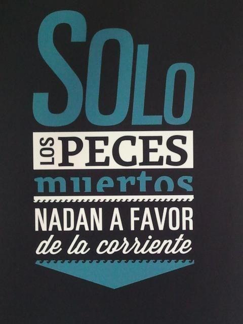 Bien dicho ;) frases, peces, favor, paz, vida, palabras, español