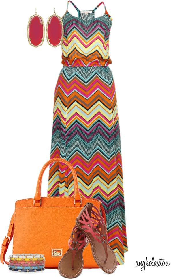 Tribal Inspired Chevron   Lovinu0027 The Maxi Dress For Summer!