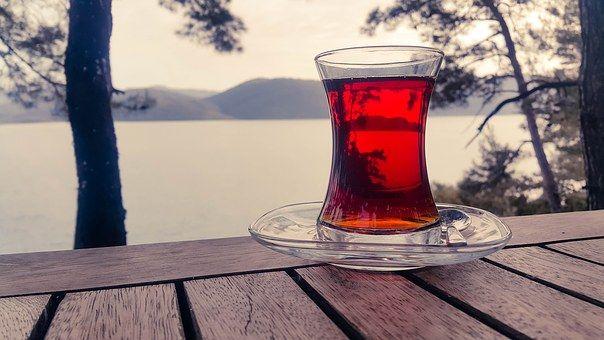 Herbata, Filiżanka Herbaty, Natura