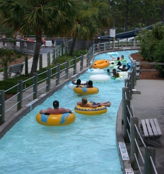 Shipwreck Island Water Park - Panama City Beach, Florida