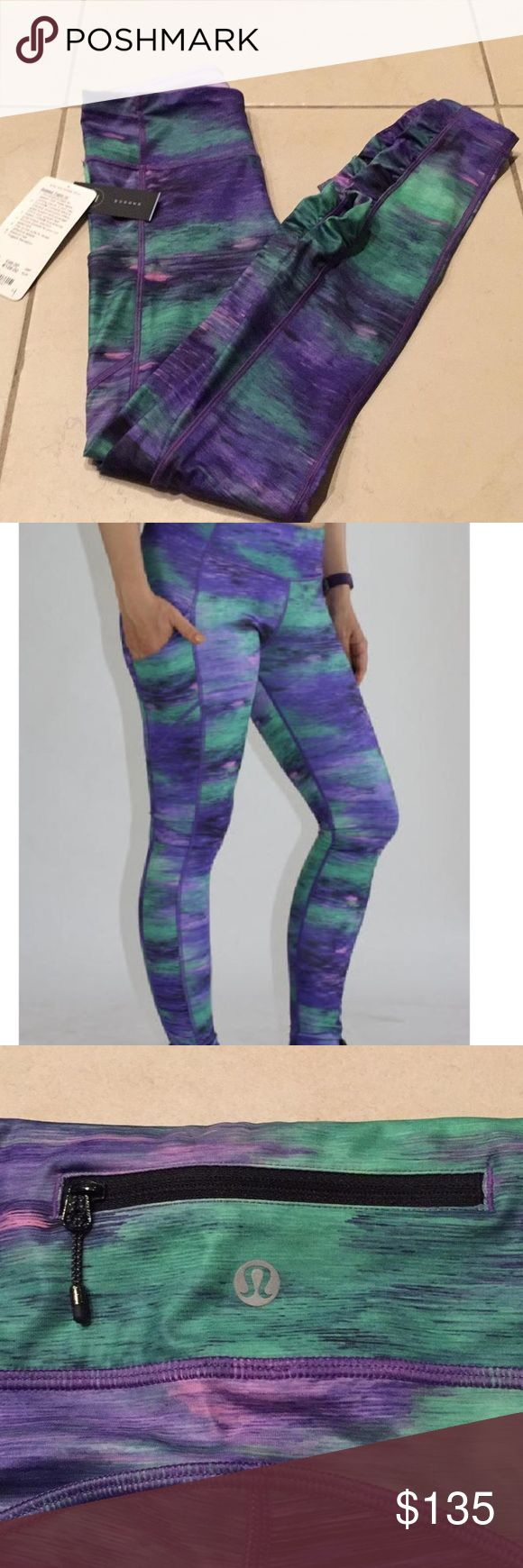 NEW!!!   Speed Tight IV You've got a need for speed --- with these tights, nothing stands in your way. lululemon athletica Pants Leggings