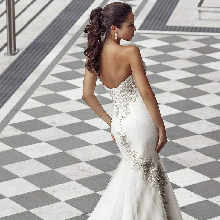 See Mia Solano wedding dresses at Aria Bridal in Escondido, CA
