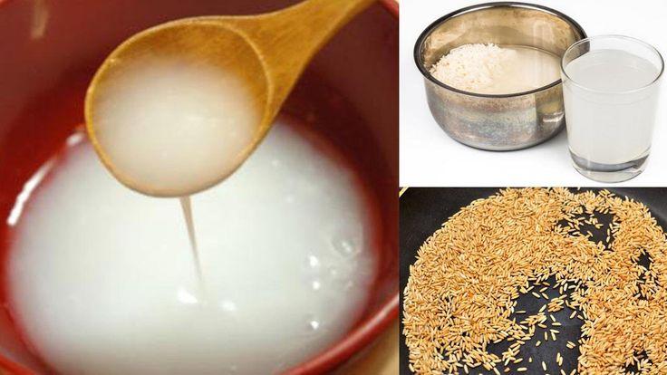 Agua de Arroz para La Diarrea - Remedio Casero para la Diarrea
