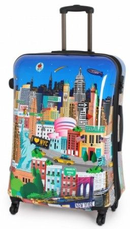 IT Luggage Kingston Suitcase | Colourful Bags | Pinterest ...