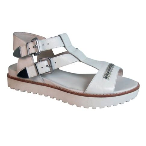 #5 Chunky Willem sandals from Wittner. On trend with a hint of grunge.