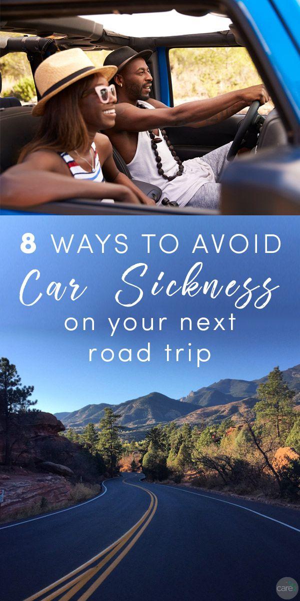 Natural Ways To Get Rid Of Car Sickness