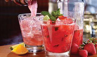 T.G,I.F. drink menu