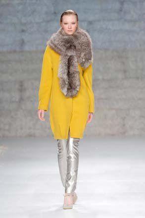 Carlos Gil FW 14-15 @ Portugal Fashion Organic