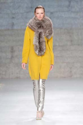 Carlos Gil FW 14-15 @ Portugal Fashion Organic