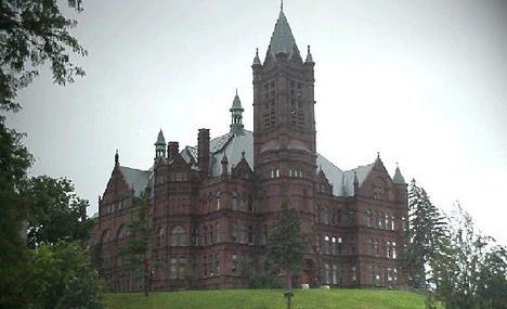 Syracuse University beautiful-new-york