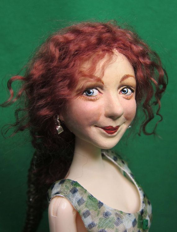 Wildflower Dolls Rosie 33 OOAK Doll Only. par WildflowerDolls, $124.95