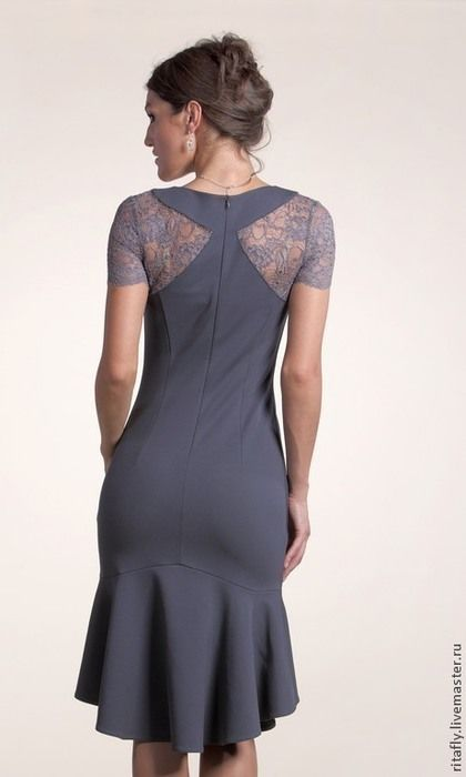 платье женское платье платье с кружевом платье с рукавами платье с коротким рукавом платье кружевное платье с воланом платье офисное платье повседневное платье на каждый день платье женское лето платье летнее