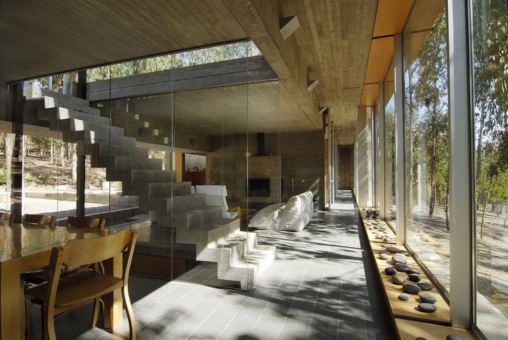 Galeria de Casa Omnibus / Gubbins Arquitectos - 1