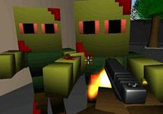 JuegosMinecraftGratis.com - Juego: Zumbi Blocks - Jugar Minecraft Gratis Online