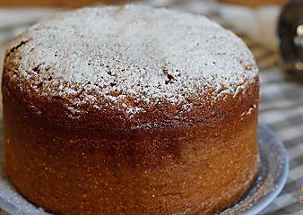 TORTA PARADISO SOFFICE ricetta della nonna
