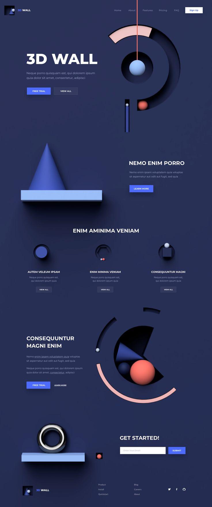 #businesscard #webdesign #logo #typography #font #design #graphicdesign #art #ui #free #ux #dribbble #behance – rosa punkt