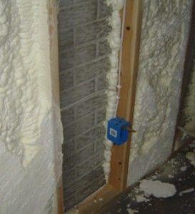 Spray Polyurethane Foam Insulation Research