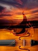 Dreaming Violin