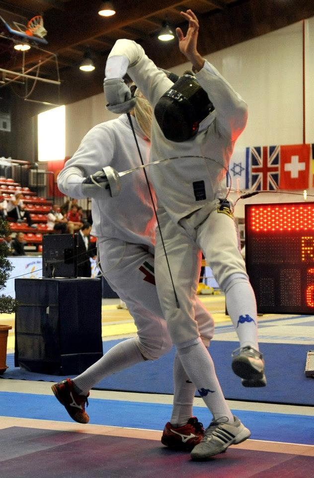 fencingWebTV.com AMAZING TOUCH! WOW! #fencing #epee #esgrima #espada