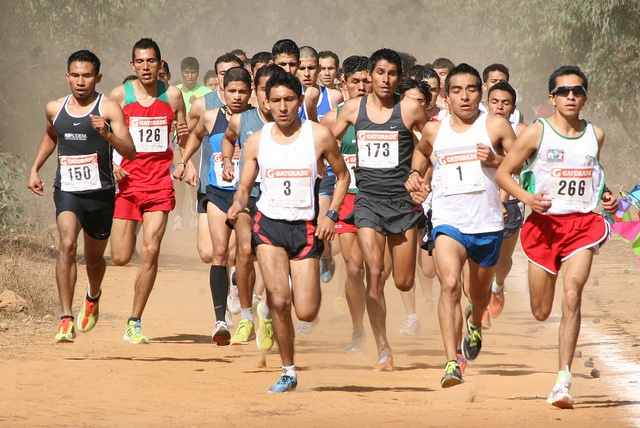Lista la selección mexicana que participará en la IX Copa NACAC de Campo Traviesa by RunMX.com, via Flickr