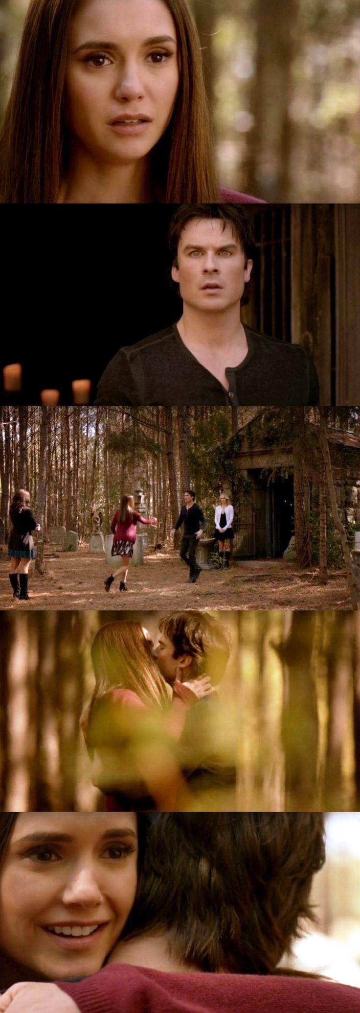 The Vampire Diaries TVD S08E16/Season finale - Delena