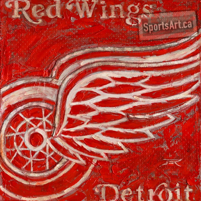 """""""Red Wings"""" - Detroit is the closest thing to a modern era dynasty."""