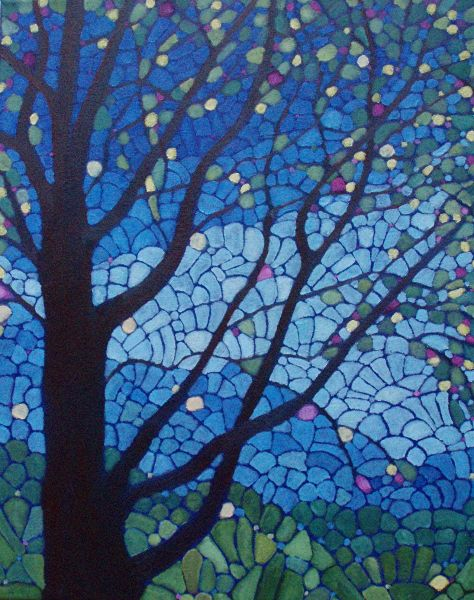 414 Best Mosaics Amp Stained Glass Images On Pinterest