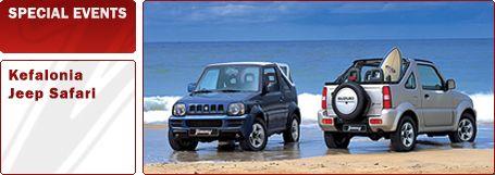 Car Rental in Kefallonia, Ionian Islands - Mercury