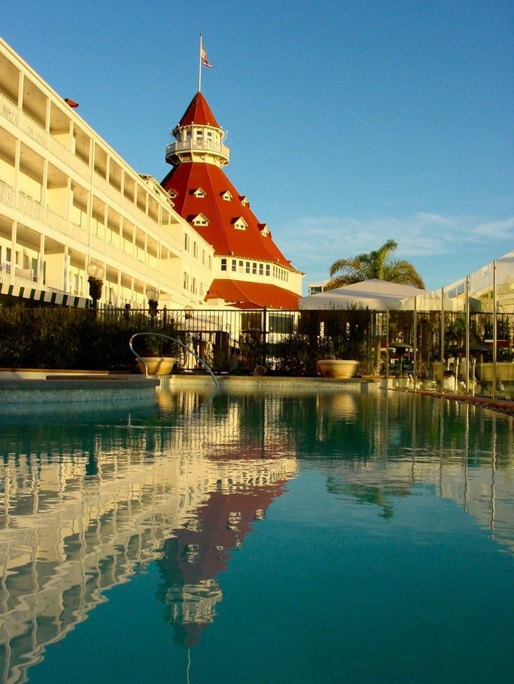 Hotel Del Coronado San Go Resort Ca California There S No Place Like Home Pinterest Discover More Ideas About Resorts