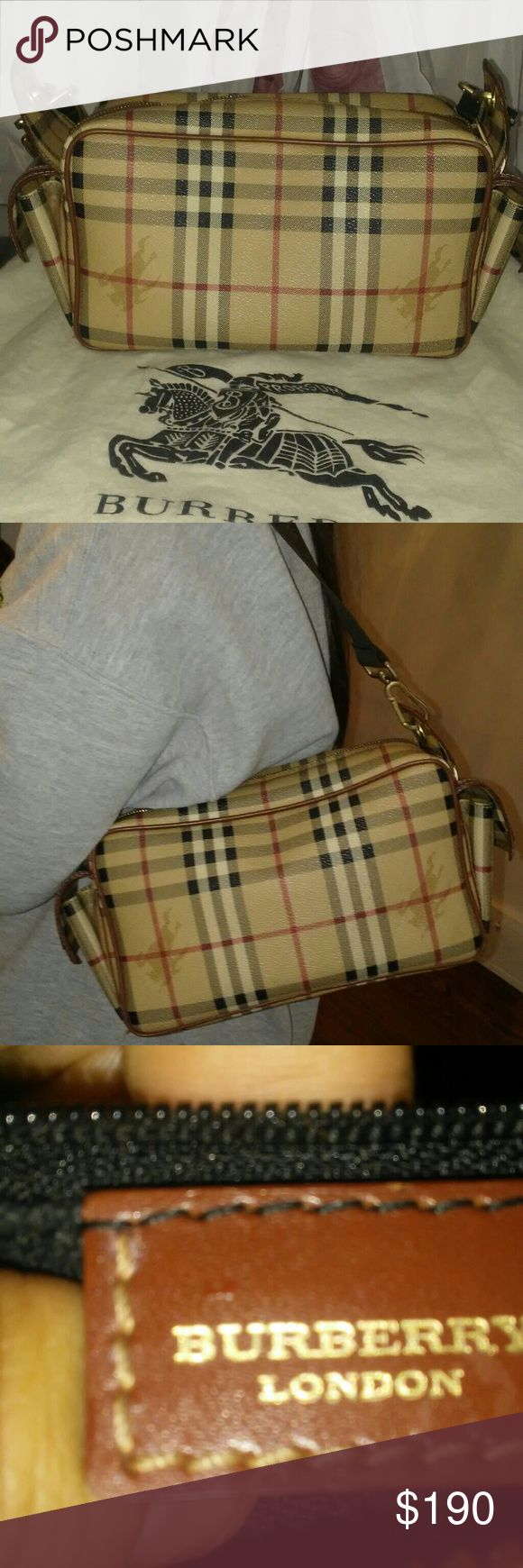 Authentic Burberry purse Authentic Burberry purse💫excellent condition💫 Dust bag not included!✨Give me offer✨ Burberry Bags Shoulder Bags