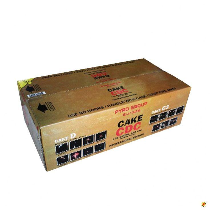 Feuerwerk kaufen Verbundfeuerwerk der Premiumklasse - CDC