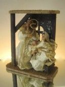 Nativity Scene, Christmas 2013 - Super Floral Distributors - Decor, Floral accessories and Crafters accessories in Cape Town