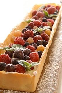 Hoy receta de tarta bien fresca !!! dulce y rica primavera!!! (masa + varios rellenos)