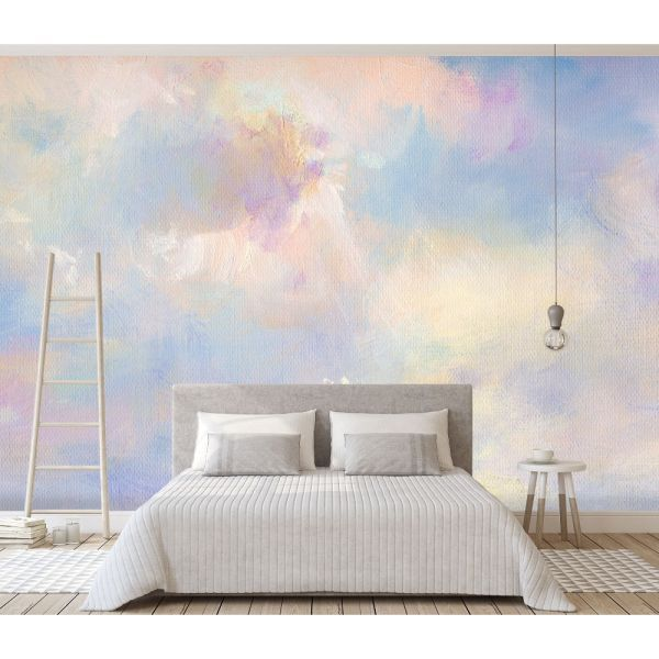 Au 41 09 Selbst Adhesive 3d Dreamy Cloud Sky 11 Wand Papier Wandbild Wandbild Drucken Aufkleber Wandmalereien Wall Murals Wall Prints Mural