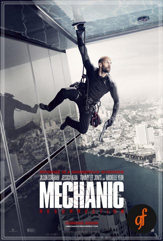 Bir seri filmi.. Mekanik 2011 yılında gösterime girmiş ve ortalığı kasıp…