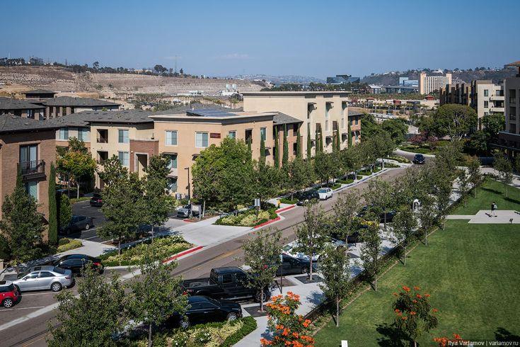 Новый район Сан-Диего. Хотели бы так жить? – Варламов.ру