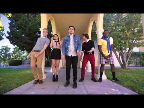 [Official Video] Can't Hold Us - Pentatonix (Macklemore & Ryan Lewis cover  This guys are awesome!