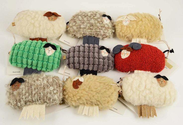 Joel handmade textile sheepshttp://www.magma.hu/muveszek.php?id=165