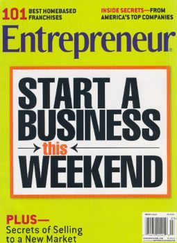 Start a business this weekend