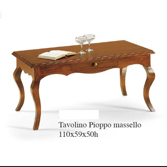 Tavolino Pioppo Veneto 549