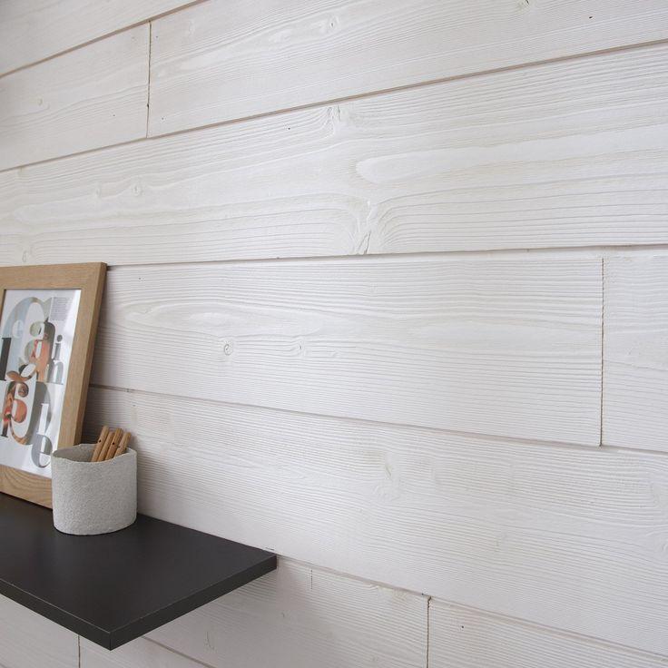 Destination:Mur                                                                                                                                           Compatibilité pièces humides ou salle de bains:Non                                                                                                                                           Essence du bois:Sapin                        ...