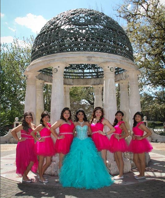 35 Best Quincenera And Damas Inspo Images On Pinterest