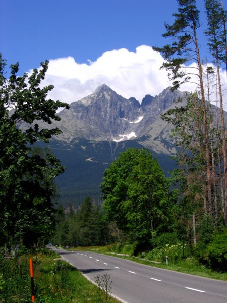 Breathtaking Tatra mountains
