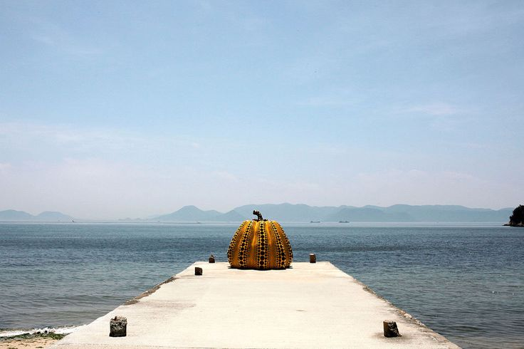On Naoshima, museums, outdoor art, cutting-edge architecture and nature blend in astoundingly novel ways, turning it into an unlikely destination for globetrotting cultural pilgrims.